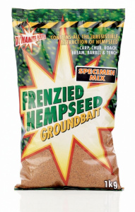 Dynamite Baits Frenzied Hempseed Groundbaits