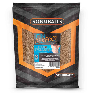 Sonubaits Fin Perfect 2mm/4mm/6mm/8mm Feed Pellet