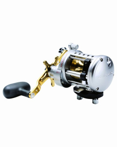 Daiwa Saltist Level Wind 20HA Multiplier Reel