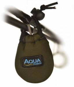 Aqua Products Black Series Neoprene 50mm Butt Ring Protectors