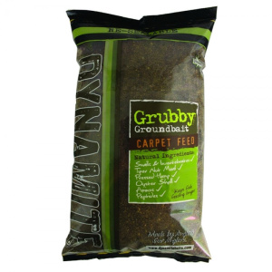 Dynamite Baits Grubby Insect Carpet Feed Groundbait