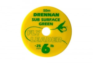 Drennan Sub Surface Green Fly Leader