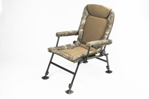 Nash Tackle Indulgence Hi-Back Chair