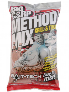 Bait-Tech Krill & Tuna Big Carp Method Mix