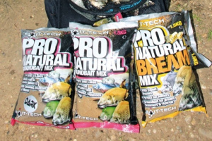 Bait-Tech Pro Natural Groundbaits