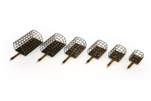 Drennan Stainless Oval Cage Feeders