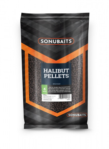 Sonubaits 3mm/4mm/6mm/8mm Halibut Pellets