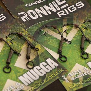 Gardner Tackle Ronnie Rigs