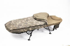 Nash Tackle MF60 Indulgence 5 Season Compact Sleep System