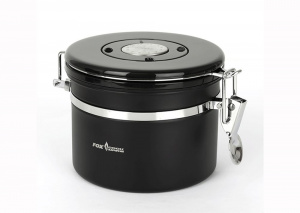 Fox Cookware Coffe/Tea Airtight Storage Canister