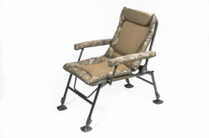Nash Tackle Indulgence Big Daddy Chair