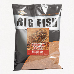 Dynamite Baits Big Fish Explosive Caster Feeder Mix Groundbait