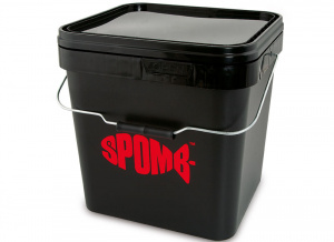 Spomb Square Bucket 17L