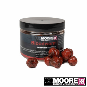 CC Moore Bloodworm Wafter Hookbaits