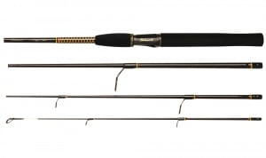 "Shakespeare 6ft 6"" Ugly Stik Travel Spin Rod"