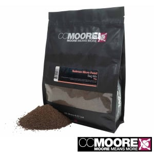 CC Moore Salmon Micro Feed Bag Mix