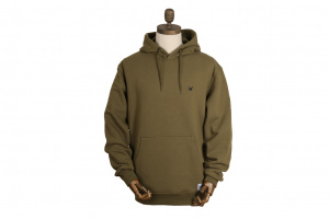 Thinking Anglers Hoody - Olive
