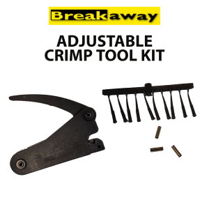 Breakaway Adjustable Crimp Tool Kit