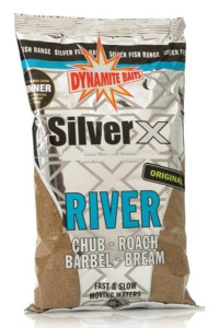 Dynamite Baits Silver X River Original Groundbait